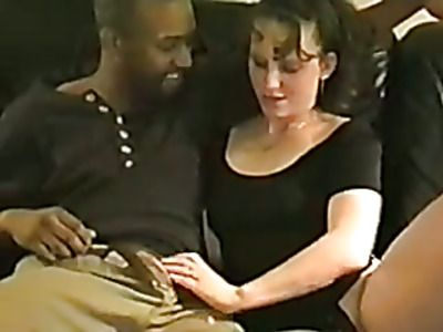 Slutty Milf gets fucked by daughters black lover.