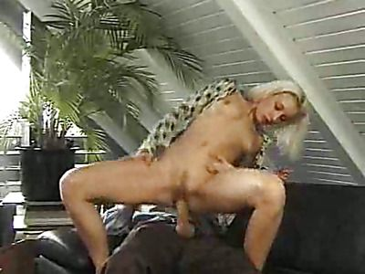 Mature blonde loves a thick hard cock.