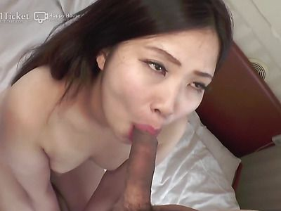 Tiny titted Jap cutie gets her bush toyed and fucked